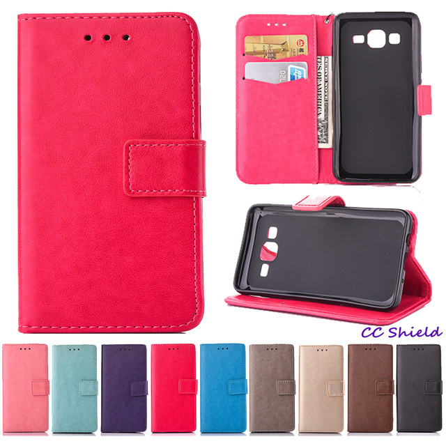 Flip Case for Samsung Galaxy On5 On 5 Pro Duos SM G550 G550T G550T1 G550FY SM-G550T SM-G550T1 SM-G550FY Case Phone Leather Cover