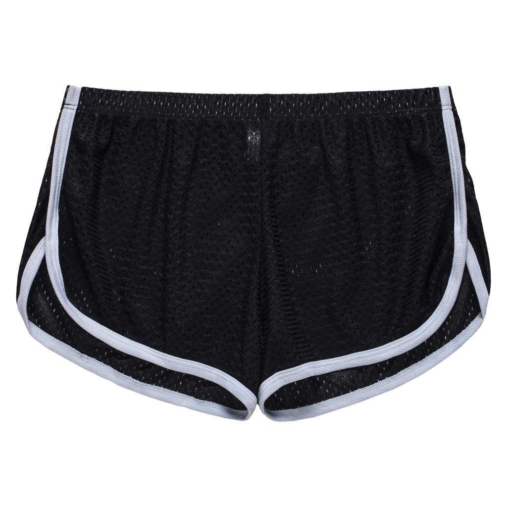 Men Summer Mesh Loose Underwear Men Boxer Shorts Breathable Youth Joggers Slim Fit Skinny Sporting Underpants