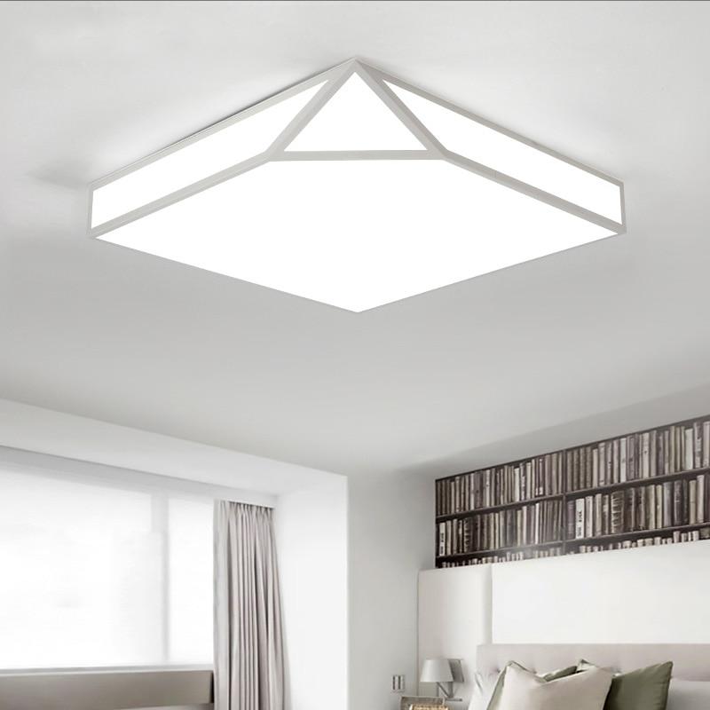 Geometric Creative LED Ceiling Light for living room bedroom Office deco home Lighting ceiling lamp home lighting light fixtures