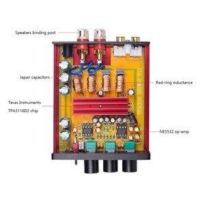 Image 5 - Nobsound Hi Fi 200 Watt TPA3116 Digital Power Amplifier Hi Fi Audio Stereo Amp With Treble Bass Control