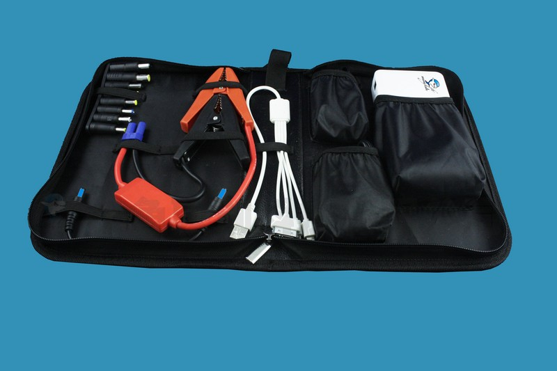 best quality 8000mAh supplier car jump starter for laptop auto