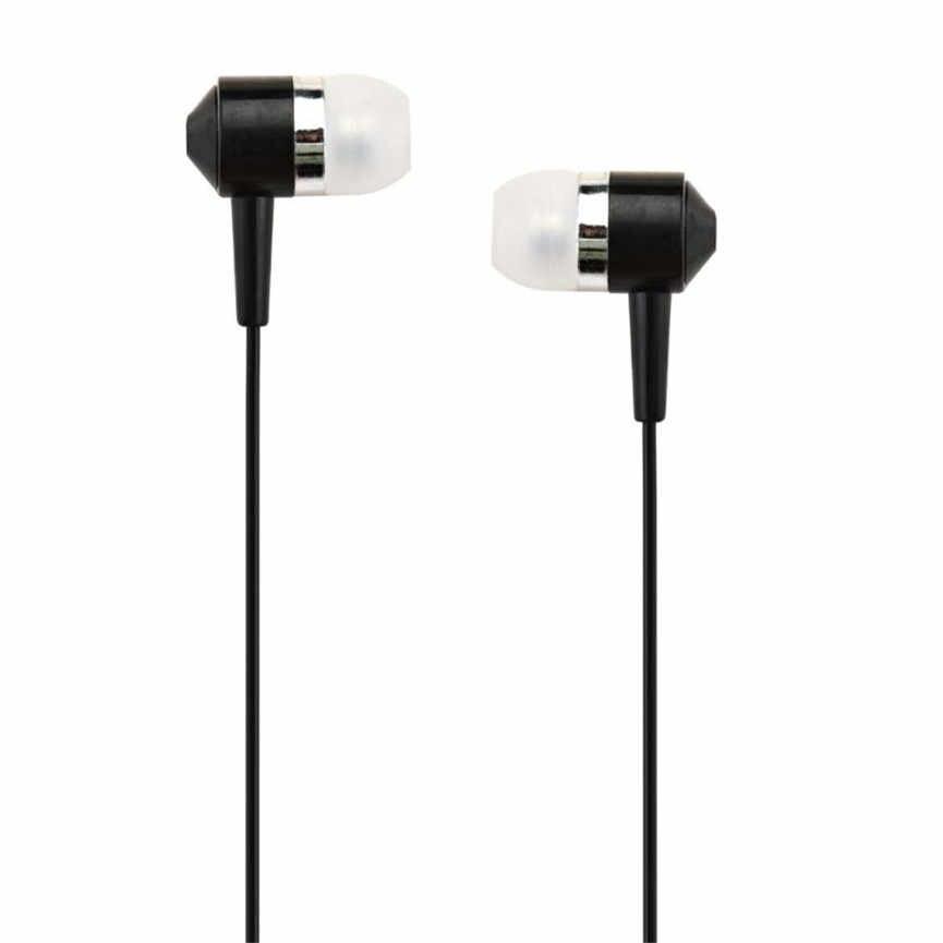 2018 3.5mm basowy zestaw słuchawkowy Stereo słuchawki z redukcją szumów komputer Tablet PC słuchawki do telefonu komórkowego z systemem Android IOS Auriculares