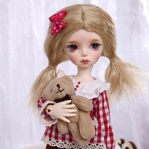 Image 3 - Dorothy aImd 3.0 BJD SD Dolls 1/6 Body Model Girl Boy Resin Figures Ball Joint Doll Lati Yosd Oueneifs