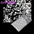 20000 unidades/pacote 1.5mm Claro Nail Art Strass Decoração Glitter Para DIY Dicas de Decoração Frete Grátis