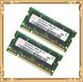 Ноутбук памяти для Hynix DDR2 4 ГБ 2 x 2 ГБ 667 мГц PC2-5300 ноутбук оперативной памяти 5300 S 2 г бесплатная доставка