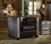 2015 Hot Sale Sofas Direct Factory High Quality Single Sofa Chair Creative Leisure Chair B011