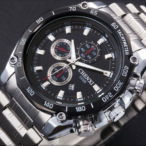 2018 CHENXI Fashion Wristwatch Quartz Watch Men Top Brand Luxury Famous Wrist Watch Male Clock for Men Hodinky Relogio Masculino new stainless steel wristwatch quartz watch men top brand luxury famous wrist watch male clock for men hodinky relogio masculino