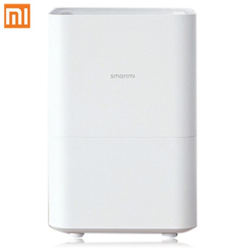 Humidificador de aire Original Xiaomi Smartmi 2 aceite esencial Mijia APP Control 4L capacidad de aire acondicionado para oficina en casa