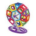 46PCS magnetic building blocks baby toys Model & Building Toys Brick designer Enlighten Bricks magnetic toys model building kits