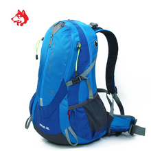 High Quality 40L Waterproof Outdoor Hiking Backpacks Bag For Camping Climbing Mountain Bags Backpack Rugzak Mochila Esportiva