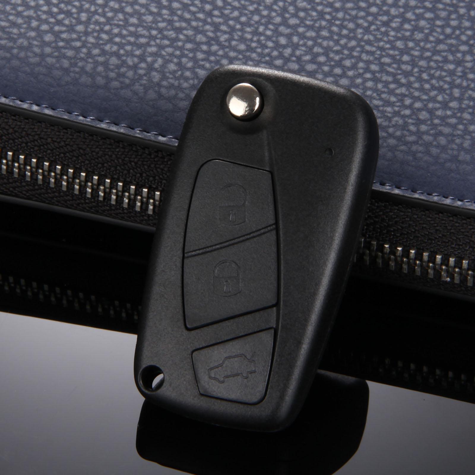 3 Buttons Modified Flip Folding Remote Key Shell Case Cover Fit For Fiat Punto Stilo Idea Ducato Panda Doblo Bravo in Car Key from Automobiles Motorcycles