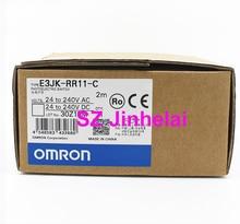 OMRON interruptor Fotoelétrico 24-240VAC E3JK-RR11-C Autêntico e original/DC 2 m