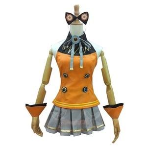 2018 Vocaloid 3 Hatsune Miku SEEU Cosplay Costume(China)