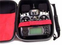 をfreeshipping flyskyのfs-th9x 2.4グラム9chトランスミッタラジオモード2� cヘリ+バッグケース