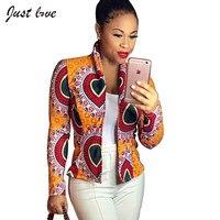 Big Size Women Floral Blazer Jacket 2017 New Casual Female Suit Ladies Notched Slim Suit Print