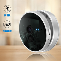 CTVMAN PIR IP Camera Wifi Security Mini Dome IP Camera 2mp 1080 SD Card Slot Wi
