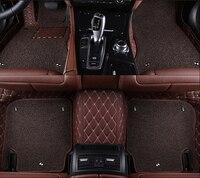 Kalaisike пользовательские автомобильные коврики для Mercedes Benz все модели GLA GLE E класса S500 GLK A160 180 B200 c200 c300 автомобильные аксессуары
