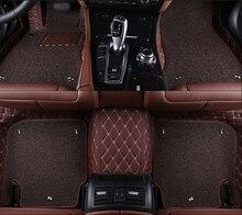 цена на kalaisike Custom car floor mats for Mercedes Benz All Models GLA GLE E class S500 GLK A160 180 B200 c200 c300 car accessories