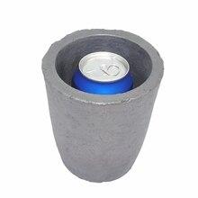 6 # ซิลิคอนคาร์ไบด์ Graphite Crucibles สำหรับคาร์ไบด์เตา Coke เตาอบเตาไฟฟ้าไฟฉายการหล่อหลอมการกลั่นทองเงิน