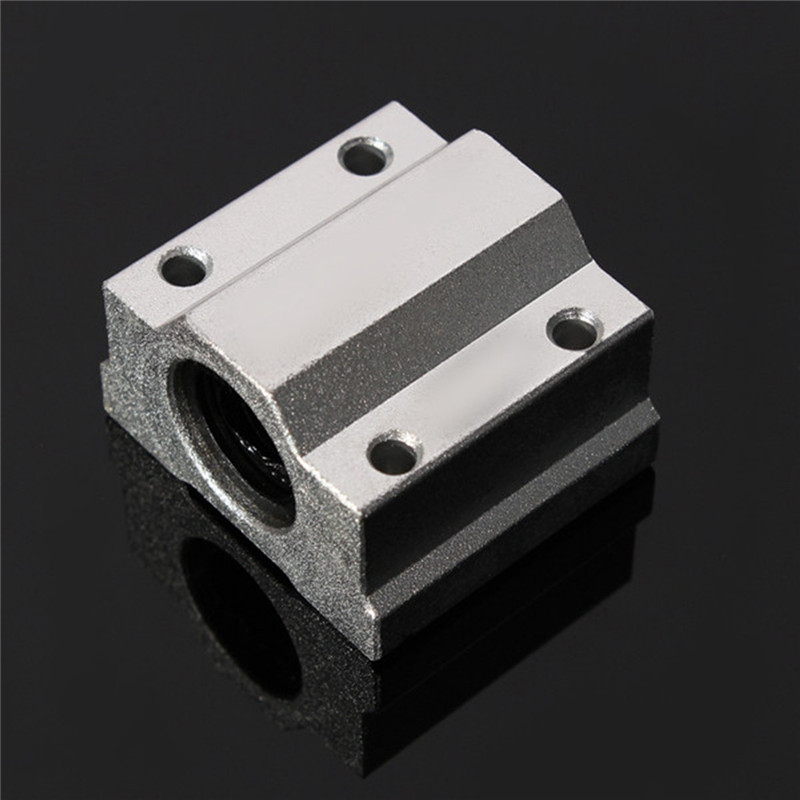 Best Price 1x SC8UU SCS8UU 8mm Steel Linear Motion Ball Bearing Slide Bushing Shaft for CNC axk sc8uu scs8uu slide unit block bearing steel linear motion ball bearing slide bushing shaft cnc router diy 3d printer parts