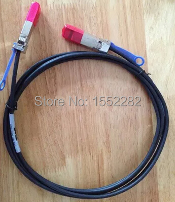 For Force 10 3m 10GE SFP+ Copper Network Cable 053HVN  Original Brand New Well Tested Working One Year Warranty  10g sfp optical fiber straight wire 5m connect 10g network card original brand new well tested working one year warranty