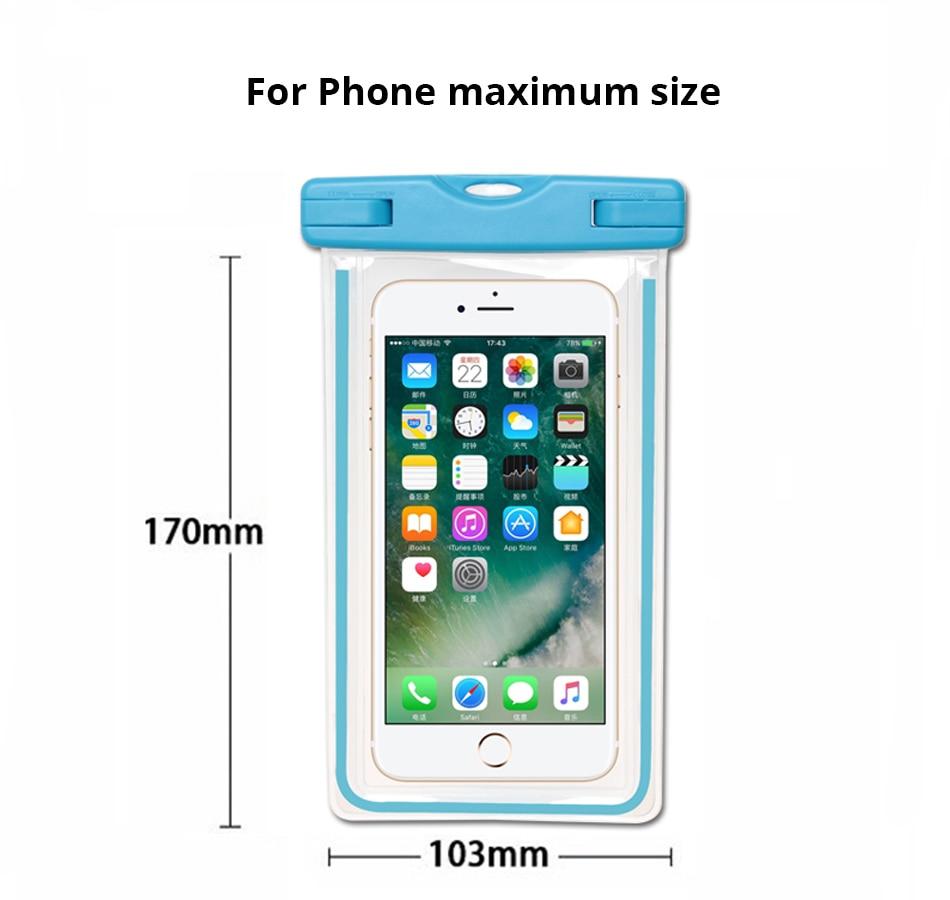 Αδιάβροχη θήκη για Huawei P30 Pro P20 Mate 30 20 Lite - Ανταλλακτικά και αξεσουάρ κινητών τηλεφώνων - Φωτογραφία 5