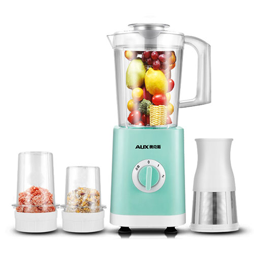 Household automatic mini juicer fruit solid food mixer machine household
