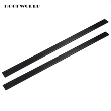 1 pair High Black/White Strength 5mmx30mmx560mm Mixed Fiberglass Bow Limbs for DIY Wargame Archery Shooting Toy Hunting