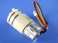 DC12V NIDEC Brushless Diaphragm Pump Motor Micro Pump Motor 1.3L/M PWM Control