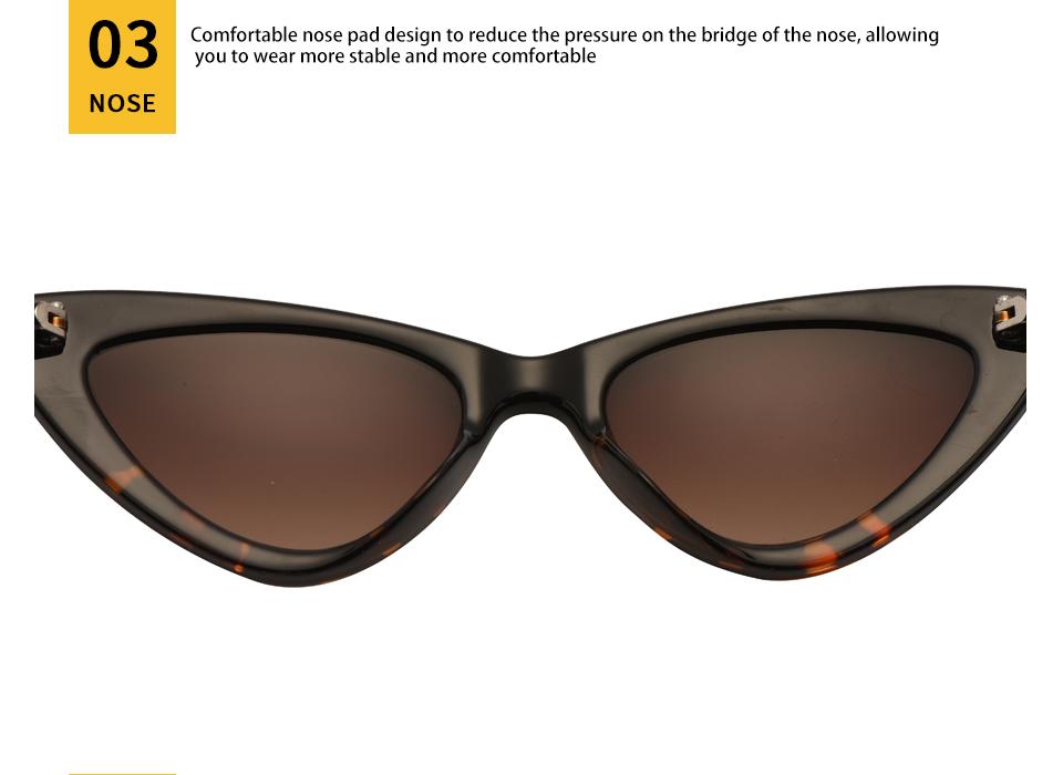 HTB1Ou3wmaagSKJjy0Fhq6ArbFXaQ - Winla Fashion Design Cat Eye Sunglasses Women Sun Glasses Mirror Gradient Lens Retro Gafas Eyewear Oculos de sol UV400 WL1127