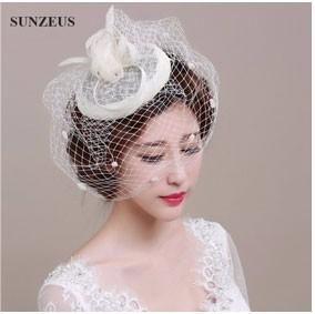 bridal hats b