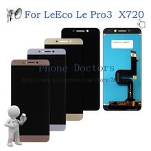 5.5 Mới Full Màn Hình Hiển Thị LCD + Tặng Bộ Số Hóa Cảm Ứng Dành Cho Letv LeEco Le Pro3 Pro 3 X720 X725 x727 X722 X728 X726