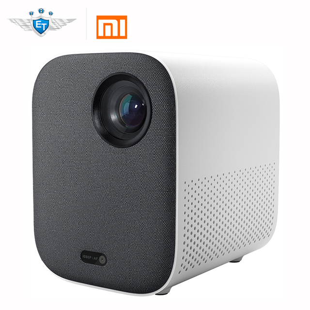 Xiaomi Mijia Projector Youth Version Projection TV Lite Amlogic T968-H CPU 1080P 500 ANSI lumens MIUI TV HDR10 2.4G / 5G WiFi