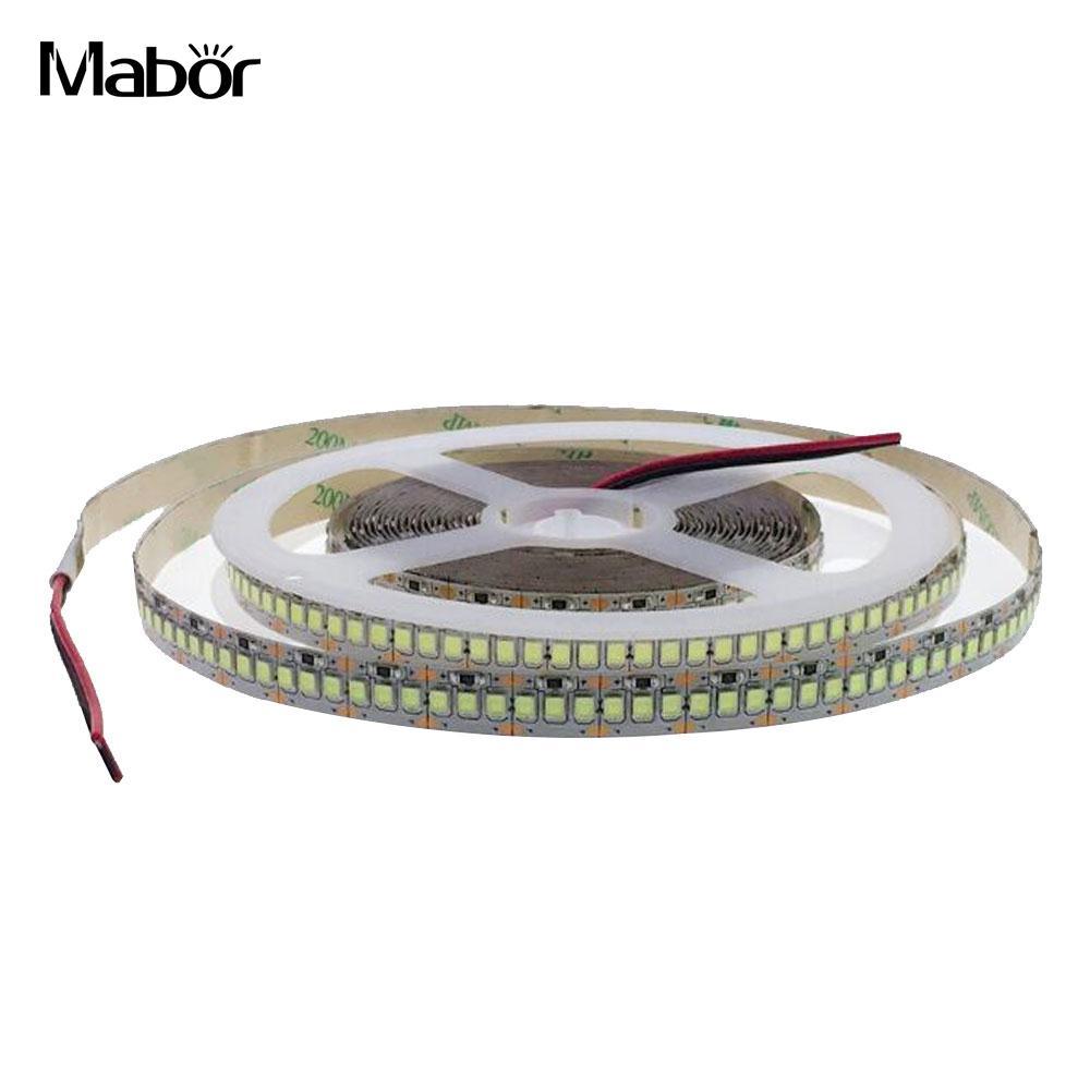 5M 1200LEDs SMD2835 LED Tape Flexible Strip Light DC12V For Home Garden Lighting Light Strip LED Night Lamp Drop Shipping