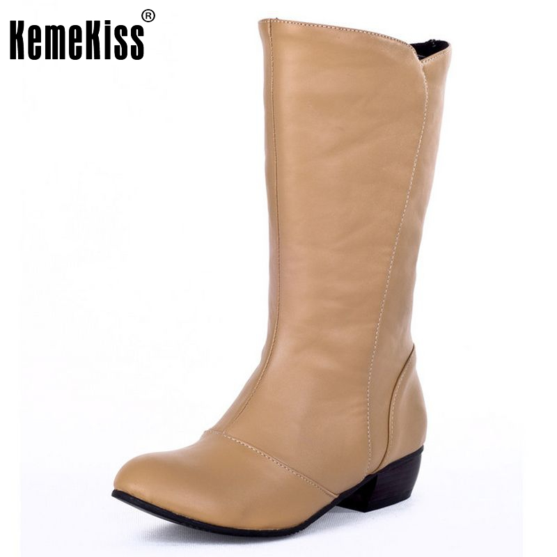 Free shipping sexy half short boots women snow flat winter warm footwear high heel shoes boot P14813 EUR size 34-43