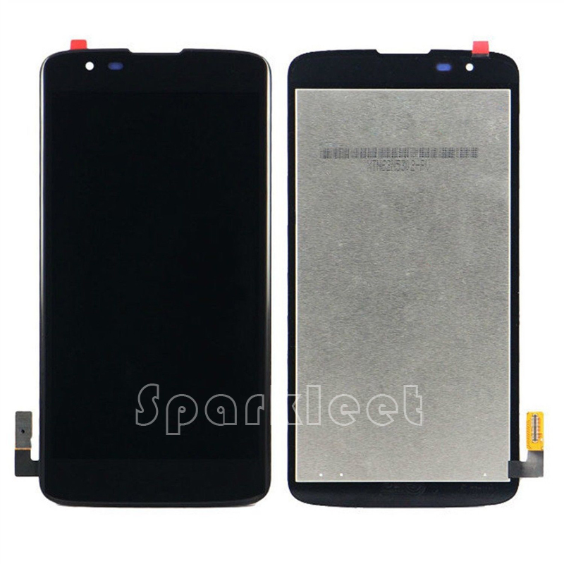 ФОТО Black&White LG LCD Screen For LG K7 MS330 LS675 Tribute 5 LCD Display+Touch Screen Digitizer Assembly, Free Shipping