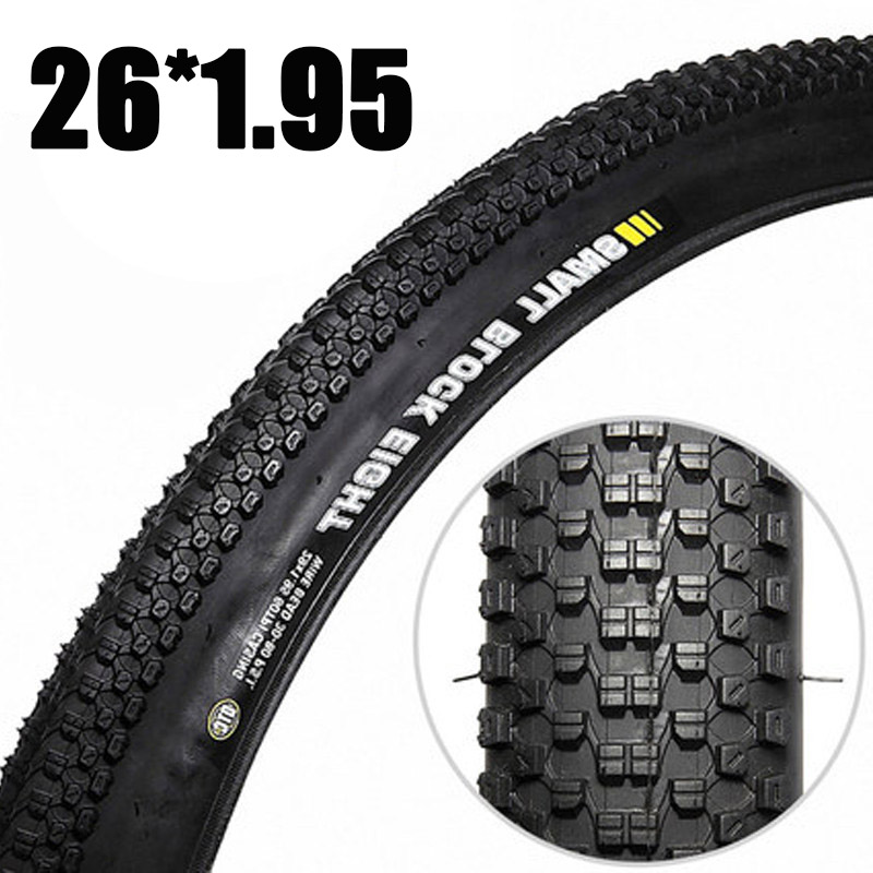 MTB 26*1.95 Inch Mountain Bike Bicycle Folding Tire Wear Resistant Folding Ultralight Tyre Protection Pad Tire catazer 29 2 1 inch bicycle tire cross mark folded road bikes mountain mtb pneus of bike tyre folding tires to free shipping