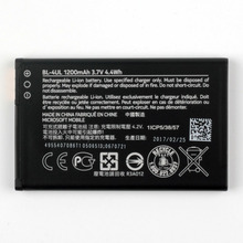 все цены на Original High Capacity BL-4UL Phone battery for Nokia Asha 225 RM-1011 RM-1126 Lumia225 BL-4UL 1200mAh онлайн