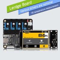 LERDGE 3D Printer Board ARM 32Bit Controller Motherboard For 3D Printer Control Mainboard With 3 5