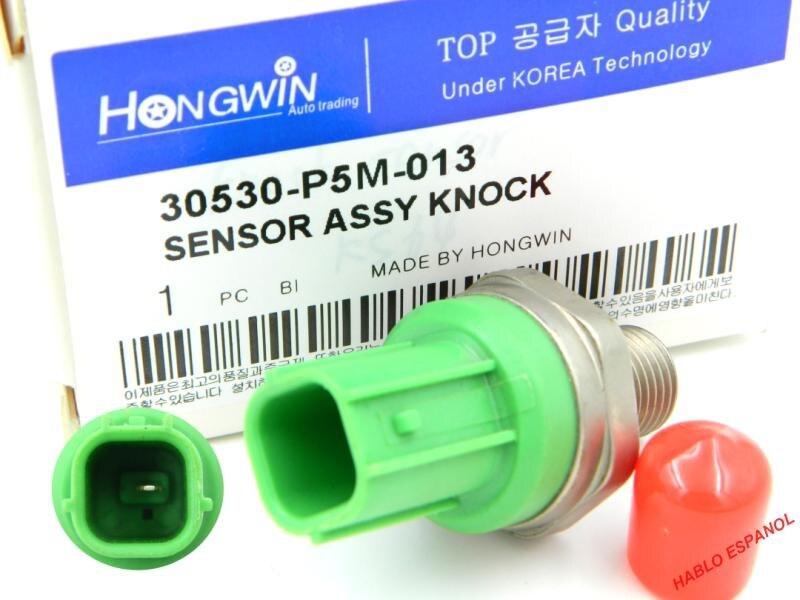 GENUINE 30530-P5M-013 Knock Sensor For Honda Accord Odyssey Prelude Civic Oasis