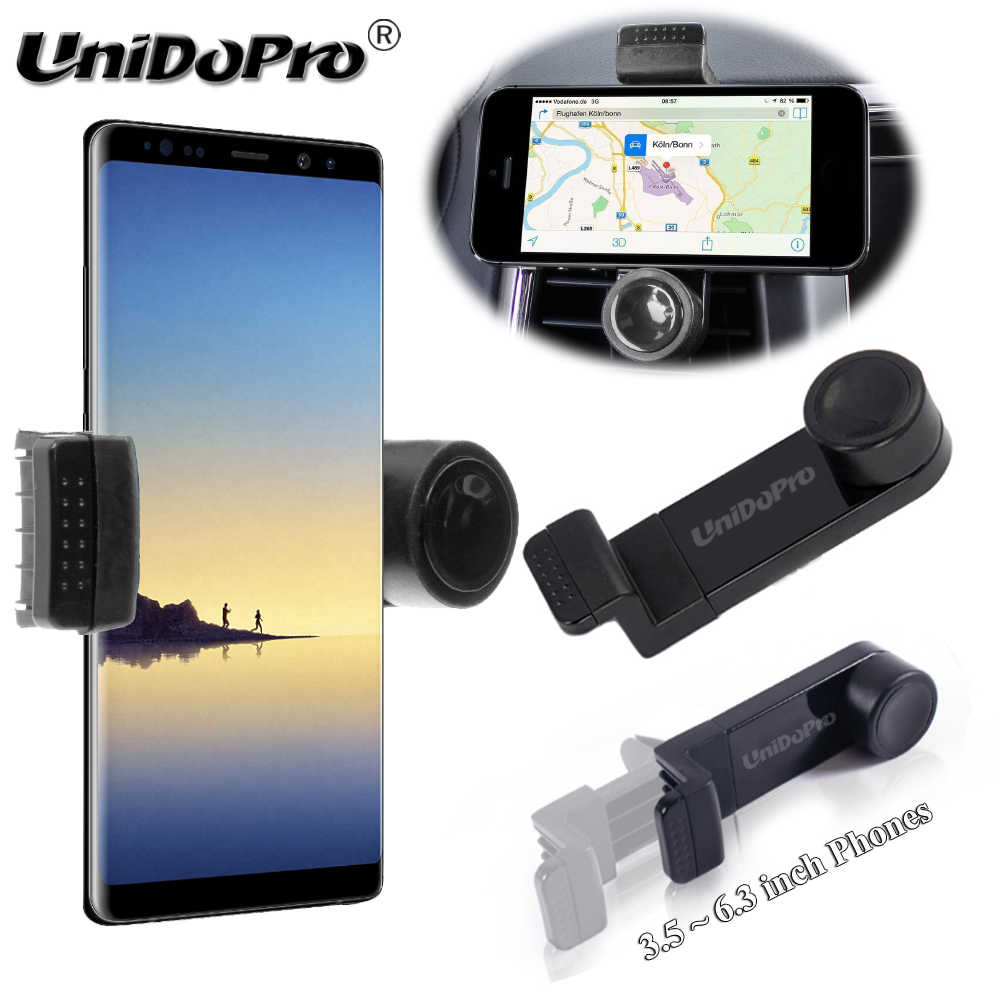 Portátil Car Air Vent Mount Holder para Samsung Galaxy Note 10 9 8 5 S10e S10 S9 S8 S7 A10 A10e A20 A30 A40 A50 A60 M10 M20 M30