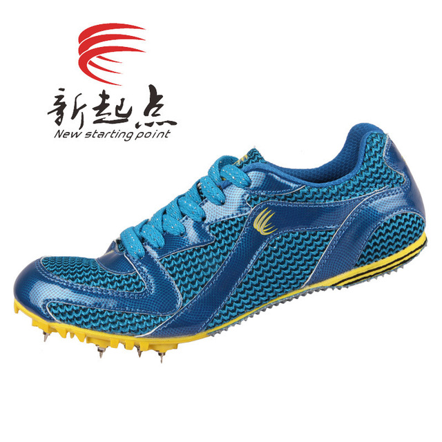 New Professional Racing Running Starting Shoes Point DE2I9WH