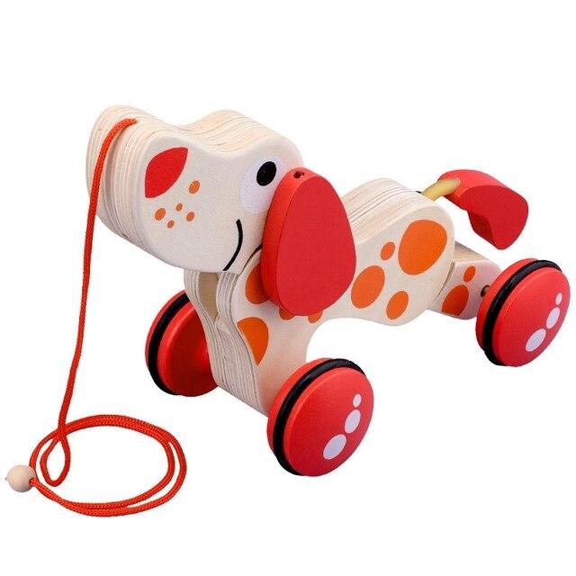 De Niño Dibujos Cachorro Fbil Madera Animados Transporte Juguete Coche SUzVqMp