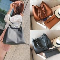 Molave Shoulder Bag New High Quality Leather Fashion Litchi Stria Handbag Single Clutch Bag Shoulder Bag