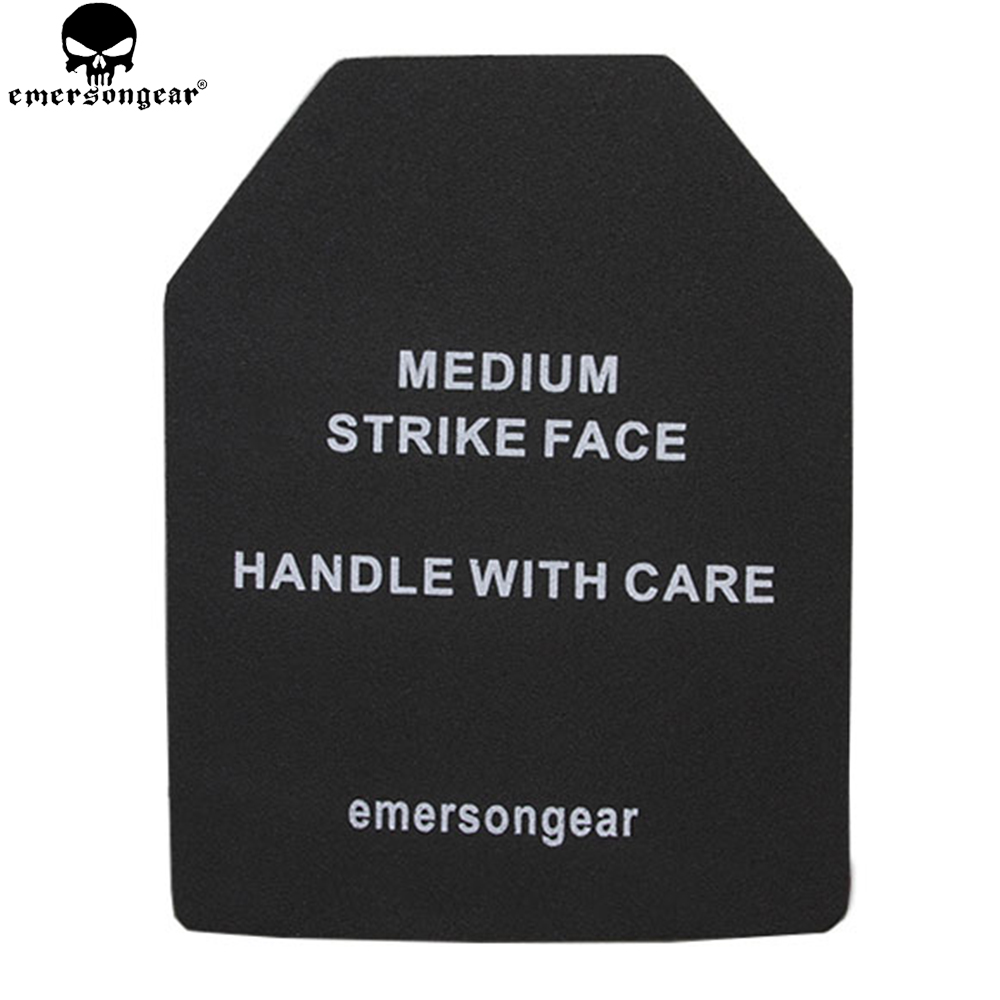 EMERSONGEAR Vest Plate Carrier Light Tactical Vest Dummy Plate Protective Hunting Accessories EM7074