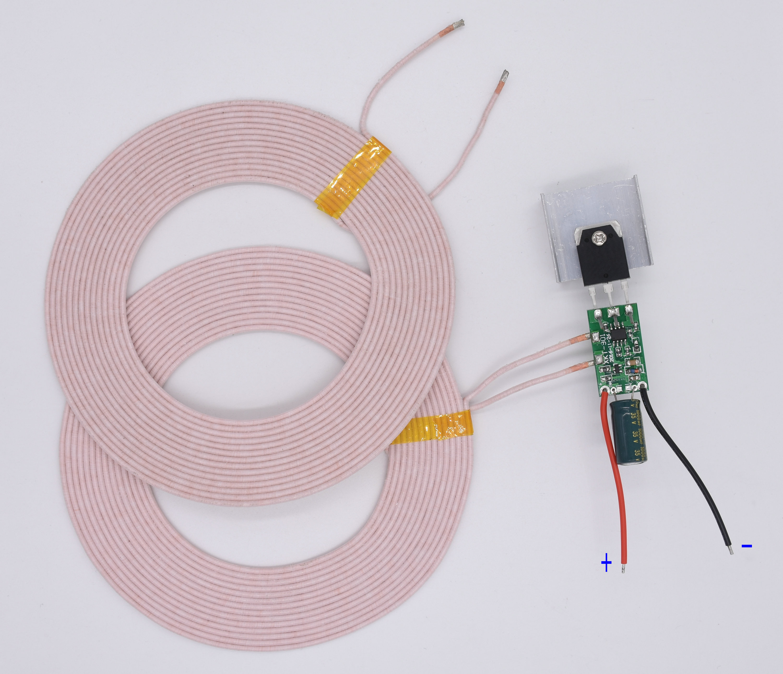 24V 100W wireless charging module XKT10-01 for high power wireless power supply freeshipping si4463 wireless module long distance wireless module 2000m