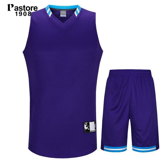 pastore 1908 mens custom jersey basketball jersey suit quick dry breathable running sports jersey shorts training diy name912158
