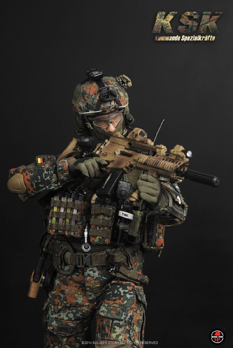 SS088 SS German KSK Special Forces 1/6 Soldiers Model Suits 1 30 wwii german mechanized forces captured the urban combat scenarios alloy model suits the scene fm