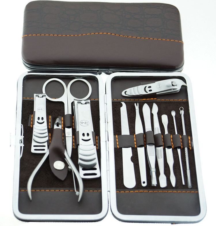 Free shipping 100 sets Manicure Set Pedicure Tools Nail Tools Nail ...