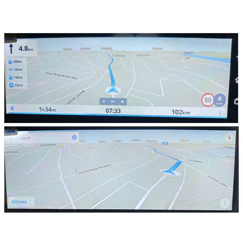 Araba GPS harita mikro SD kart 16GB Sygic harita android sistemi navigasyon yeni harita ücretsiz güncelleme avrupa rusya ispanya orta doğu